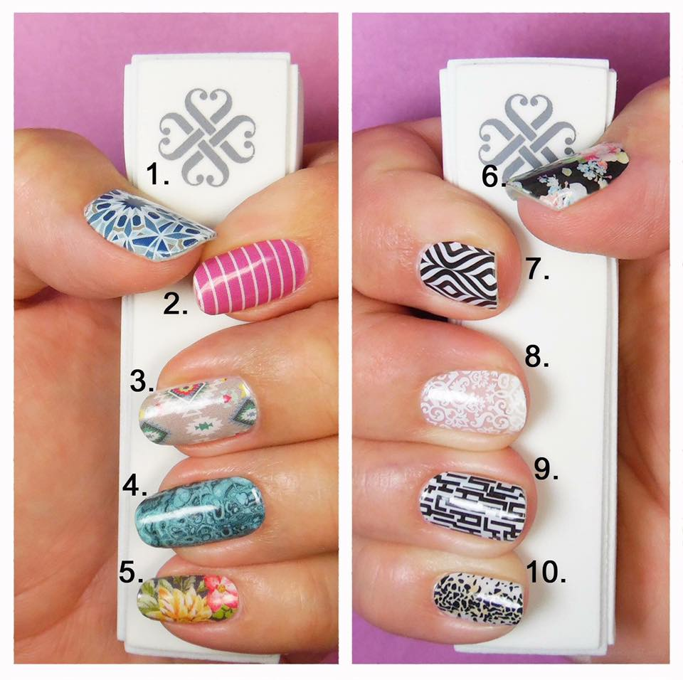try a sample | nailfrosting